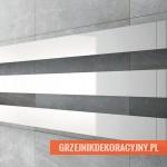 Grzejnik Irsap Step H - wersja pozioma - chromowany