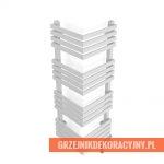 Outcorner - Terma - kolor biały
